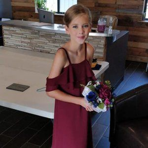 Formal Dress for Jr. Bridesmaid or Dance